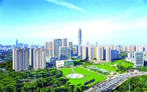 武汉中央商务区